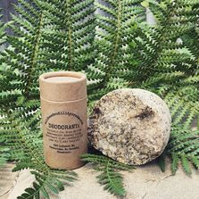 All natural deodorants. Know what you're putting in those pits!