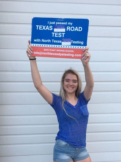 Texas Learners Permit Over 18 >> Requirements | North Texas DPS Testing