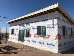Crestone SIPs, Structural Insulated Panels, are the smartest building choice for Crestone.