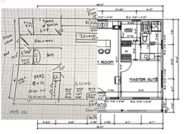Artisanal Homes designs custom homes in Crestone. From sketch to schematic we have you covered.