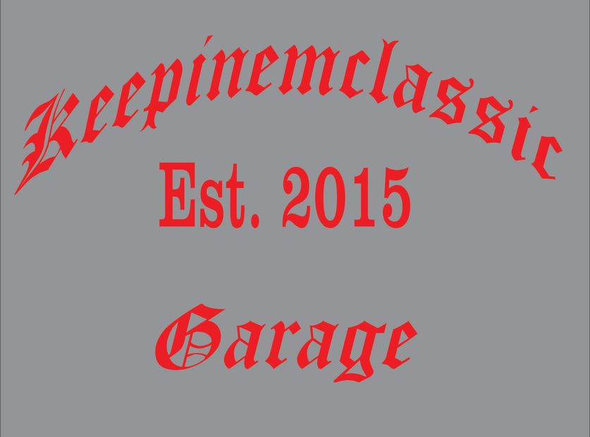 The Keepinemclassic Garage was established to carry on the classics of America's past.
