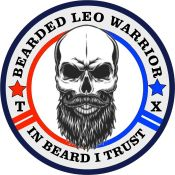 Bearded LEO Warrior Beard Care Co.