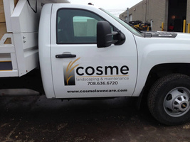 Cosme Landscape & Maintenance, Inc.