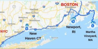 Travel From Boston to NYC