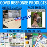 New products to help organizations respond to COVID-19 workplace challenges.