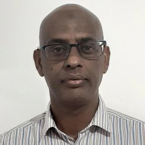 Dr. Hassan S. Ahmed, Senior Technical Lead