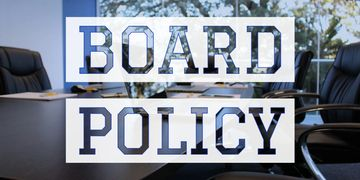School Board Policy