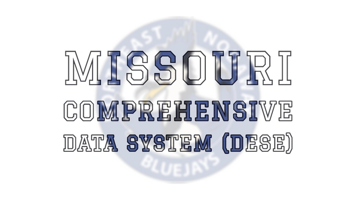 Missouri Comprehensive Data System on the Department of Elementary and Secondary Educations website.