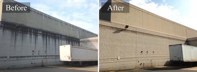 Commercial Pressure washing in Montgomery Alabama