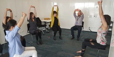 Corporate Wellness Classes - Mindful Movement by Rejoov