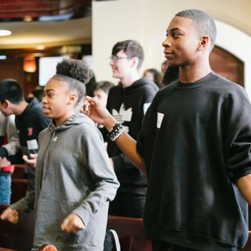 Young Leaders, Strong City Racial Equity Youth Summit for school districts