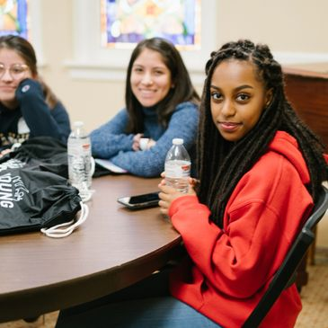 Racial justice and equity Workshops, training, and learning labs for high school students