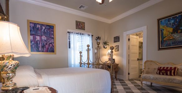 The new Orleans Room