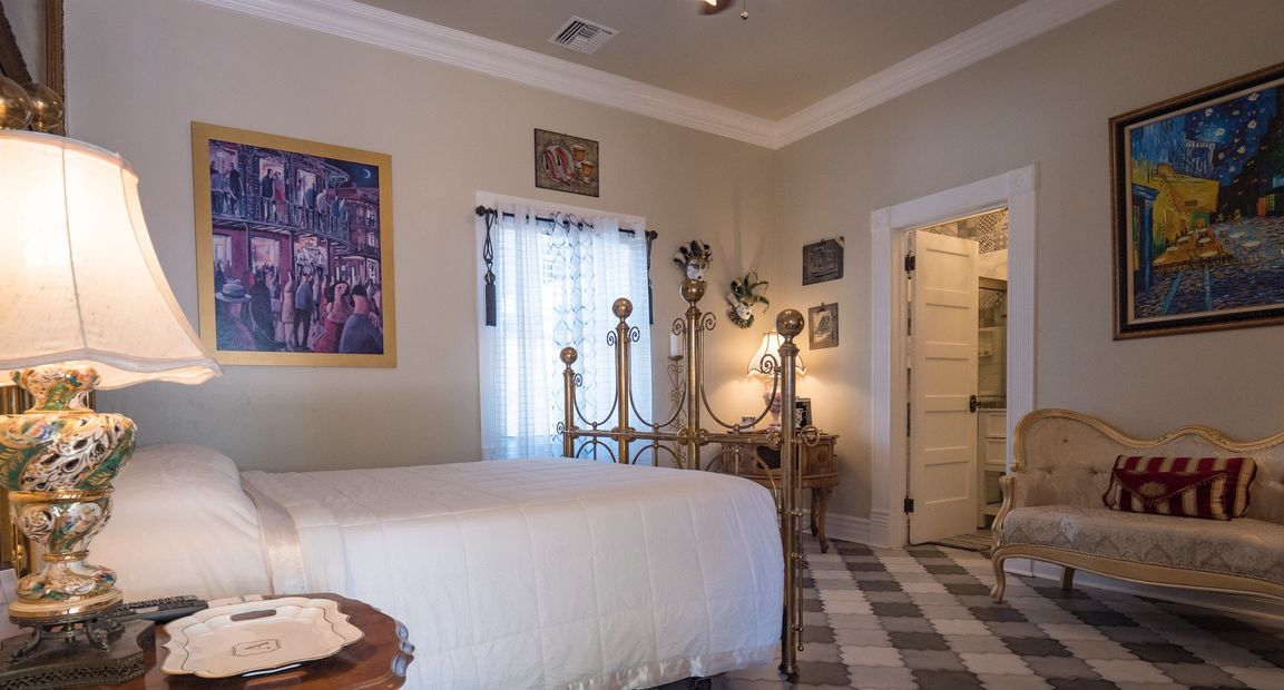 New Orleans Room