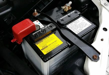 Car battery delivery Perth service.