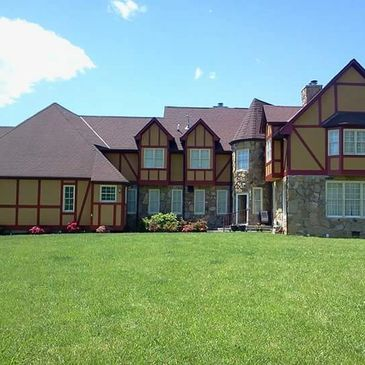 Very Big Beautiful Resdiantal Home We Finshed In Tri-Cities TN.  Exterior & Interior Painting Comapny  Tri Cities Paint Pros