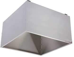 Stainless Steel Kitchen Condensate Hood  for Dish washing Area
