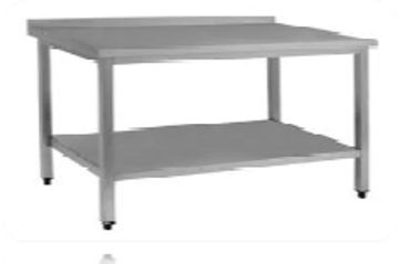 SS Table, Stainless Steel  Work Table