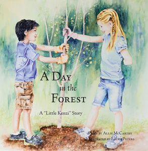 A Day In The Forest / Illustrated by Laura Peters