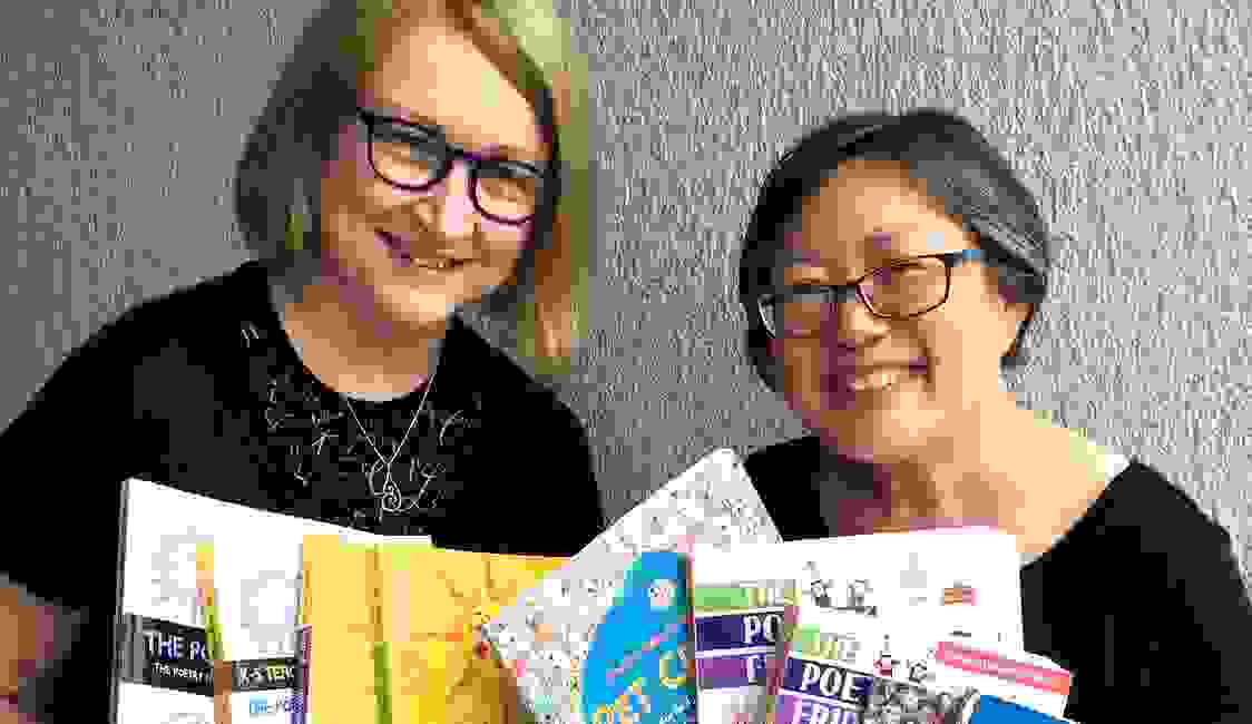 Sylvia Vardell and Janet Wong offer many ways to integrate poetry into the curriculum
