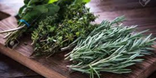 Garden Fresh Herbs are blended in our recipes