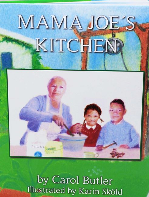 New Book: Mama Joe's Kitchen