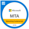 MTA: Networking Fundamentals - Certified 2018
