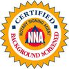 Certified Background Screened NNA Notary
