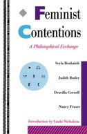 Feminist Contentions book cover