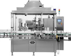 ENCO Pack, Pharmaceutical, Cosmetic, Omas filling and capping monoblock,