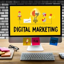 Digital and Online Marketing