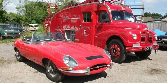 Over The Past 20 Years We Have Sold Pretty Much Most Things From Barn Find Projects To Concours E Types Astons ACs Fire Engines Jeeps