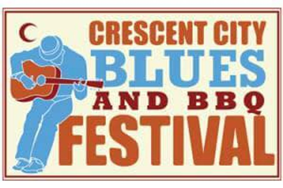 Info on Crescent City Blues and BBQ 2019