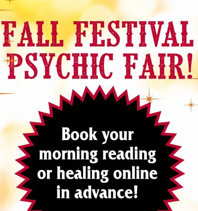 Psychic Fair Minneapolis Minnesota