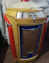 Seeburg 148 jukebox 78rpm or 45rpm available... your choice!