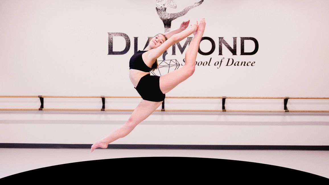 Diamond School of Dance Competition Team