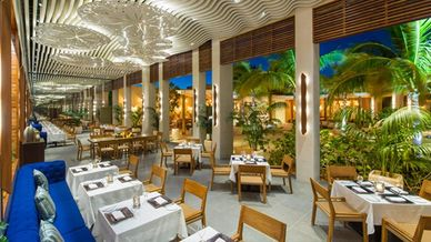 The Shore Club Turks and Caicos Dining