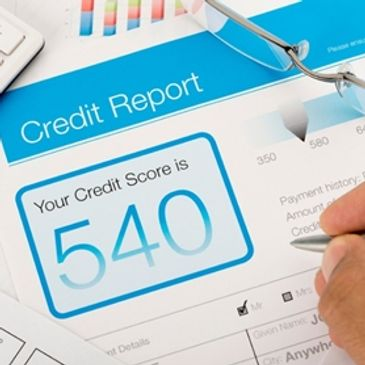 I Need Help Improving My Credit Score