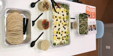 Catering sides and salads