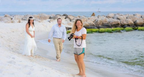 Photography session in Orange Beach