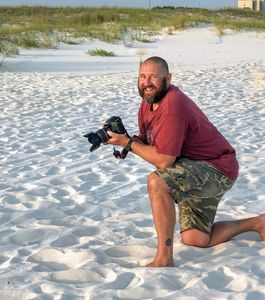 Demond is your local photographer in Orange Beach