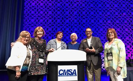 CMSA-OK Board at the CMSA National Conference June 2018