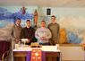 Seminarians from the diocese of green bay  & Chicago