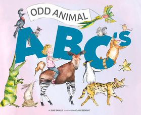 Picture Book Animals ABC June Smalls Humor