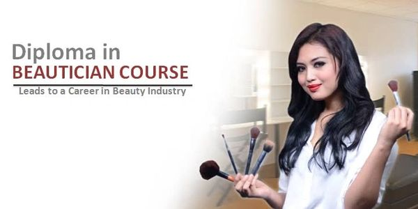 Best Diploma in Beauty and Spa Institute in India.