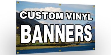Custom Banners near me
