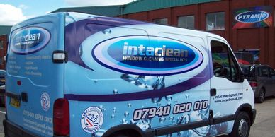 Van Wraps Car Wraps Vehicle Advertisement