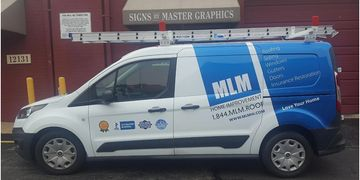 Pick Up Truck Lettering. Van Wraps
