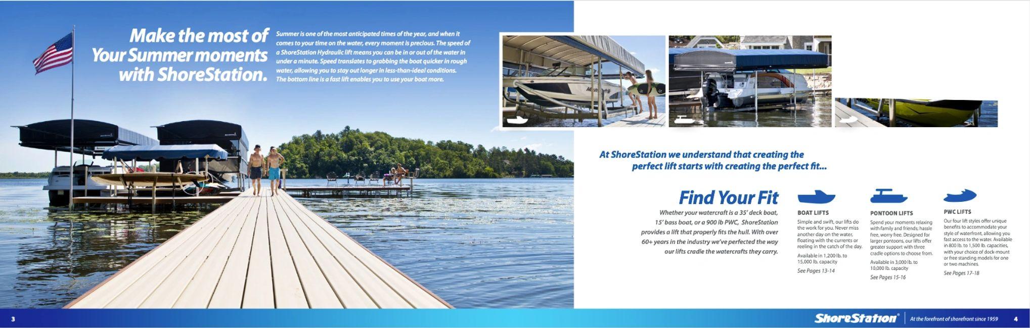 Lifts | New England Dock & Boat Lift, Inc