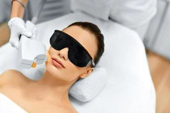 LED, Lasers, IPL Applications in Dermatology